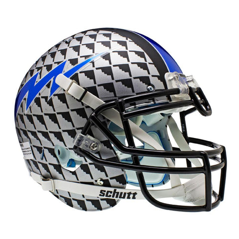 Air Force Falcons Ncaa Authentic Air Xp Full Size Helmet (alternate B2 Bomber 4)