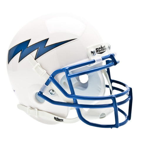 Air Force Falcons Ncaa Authentic Mini 1-4 Size Helmet