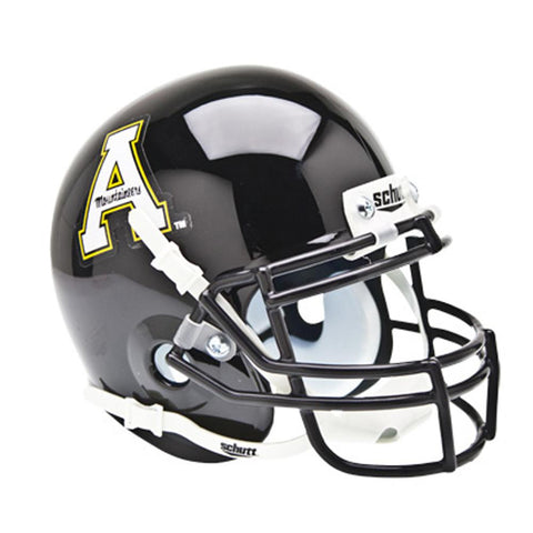 Appalachian State Mountaineers Ncaa Authentic Mini 1-4 Size Helmet