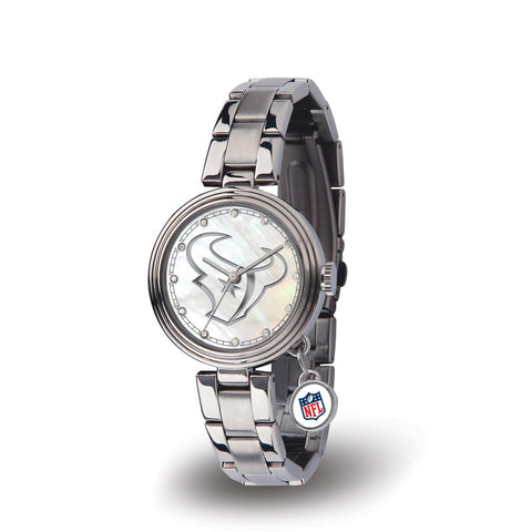 Houston Texans Nfl Charm Series Women's Watch