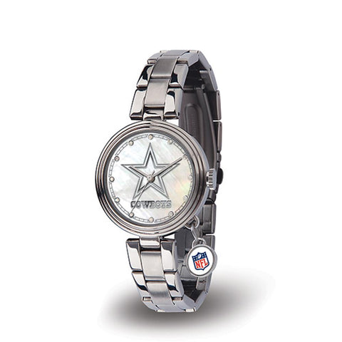 Dallas Cowboys Nfl Charm Series Women's Watch