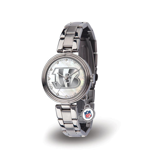 Cincinnati Bengals Nfl Charm Series Women's Watch