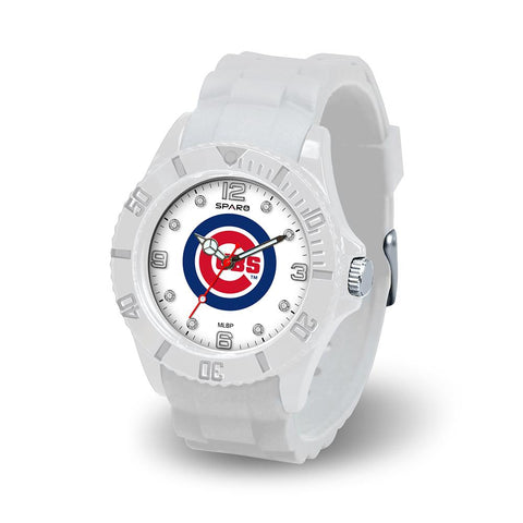 Chicago Cubs Mlb Cloud Series Women's Watch