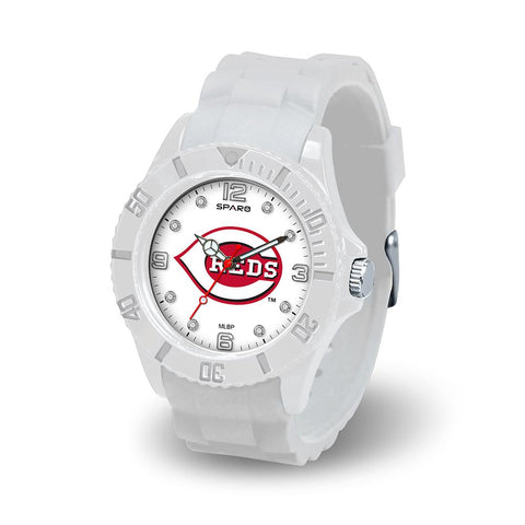 Cincinnati Reds Mlb Cloud Series Women's Watch