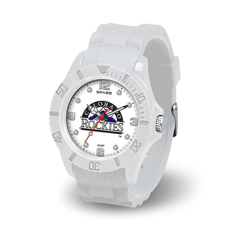 Colorado Rockies Mlb Cloud Series Women's Watch