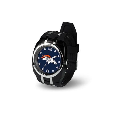 Denver Broncos Nfl Crusher Series Mens Watch