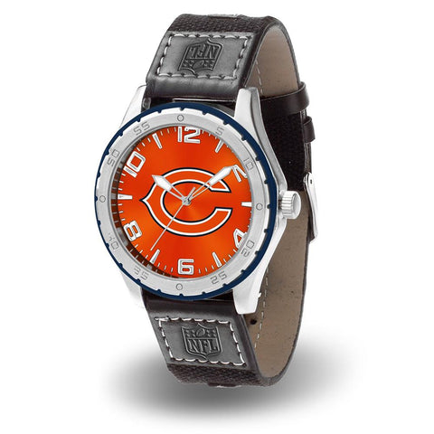 Chicago Bears Nfl Gambit Series Mens Watch