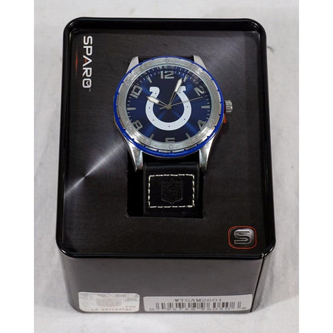 Indianapolis Colts Nfl Gambit Series Mens Watch