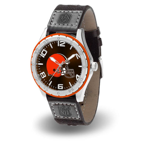 Cleveland Browns Nfl Gambit Series Mens Watch