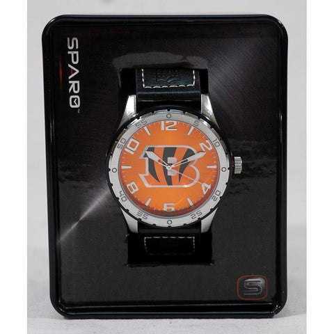Cincinnati Bengals Nfl Gambit Series Mens Watch