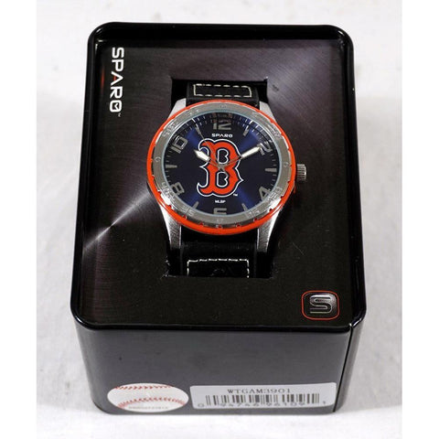 Boston Red Sox Mlb Gambit Series Mens Watch