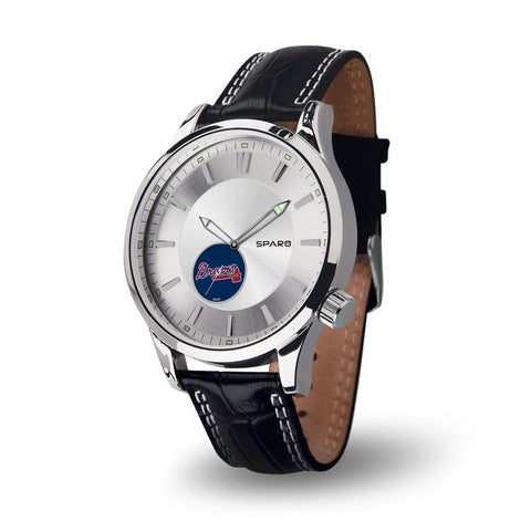 Atlanta Braves Mlb Icon Series Mens Watch