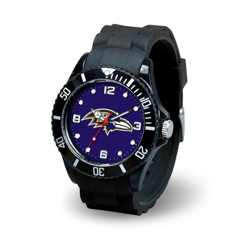Baltimore Ravens Nfl Spirit Series Mens Watch