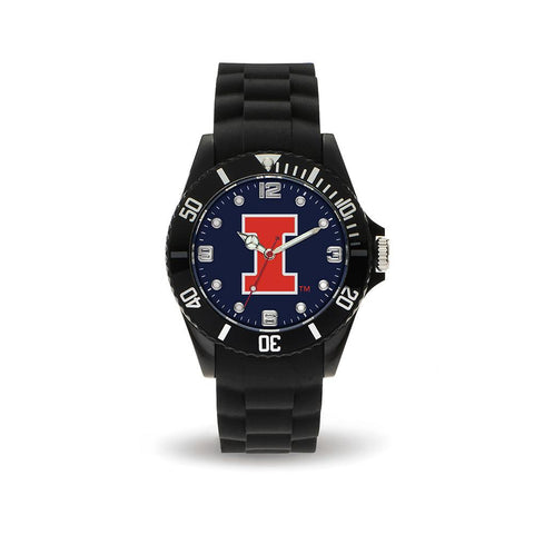 Illinois Fighting Illini Ncaa Spirit Series Mens Watch