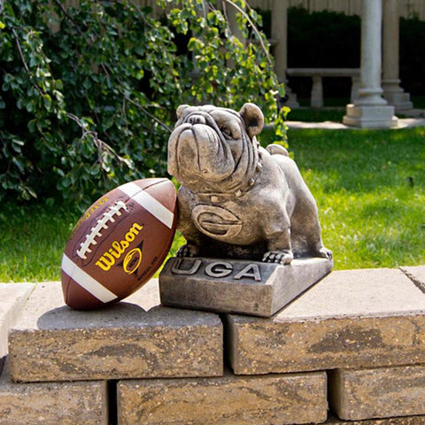 Georgia Bulldogs Ncaa Bulldog College Mascot 14in Vintage Statue