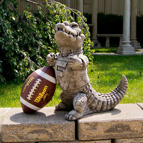 Florida Gators Ncaa Gator College Mascot 19in Vintage Statue