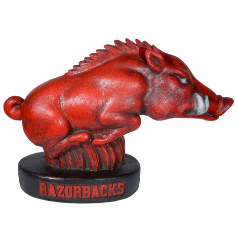 Arkansas Razorbacks Ncaa Tusk College Mascot 16in Full Color Statue