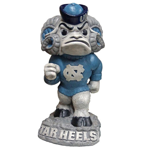 North Carolina Tar Heels Ncaa Tar Heel College Mascot 20in Full Color Statue