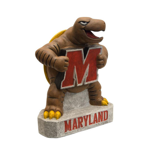 Maryland Terps Ncaa Terp College Mascot 17in Full Color Statue
