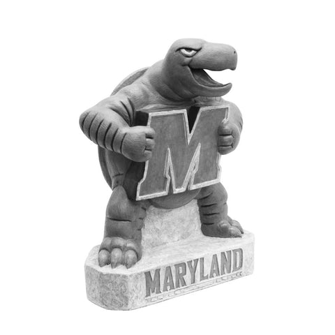 Maryland Terps Ncaa Terp College Mascot 17in Vintage Statue