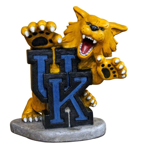 Kentucky Wildcats Ncaa Wildcat College Mascot 19in Full Color Statue