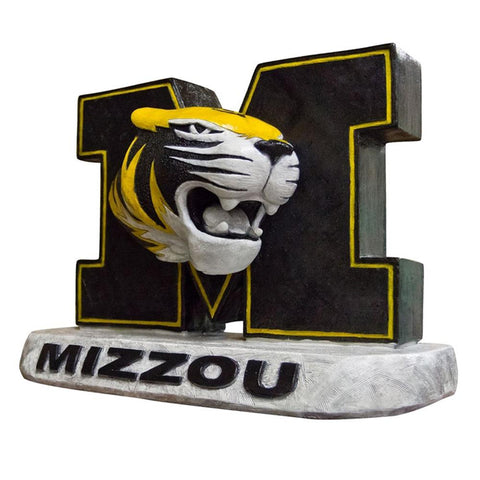 Missouri Tigers Ncaa Tiger College Mascot 12in Full Color Statue