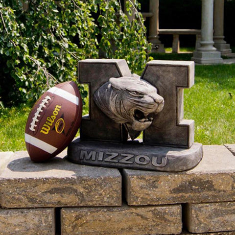 Missouri Tigers Ncaa Tiger College Mascot 12in Vintage Statue