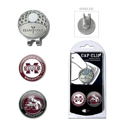 Mississippi State Bulldogs Ncaa Cap Clip