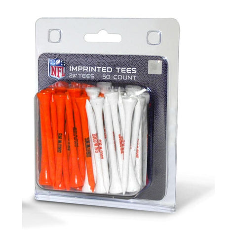 Cleveland Browns Nfl 50 Imprinted Tee Pack