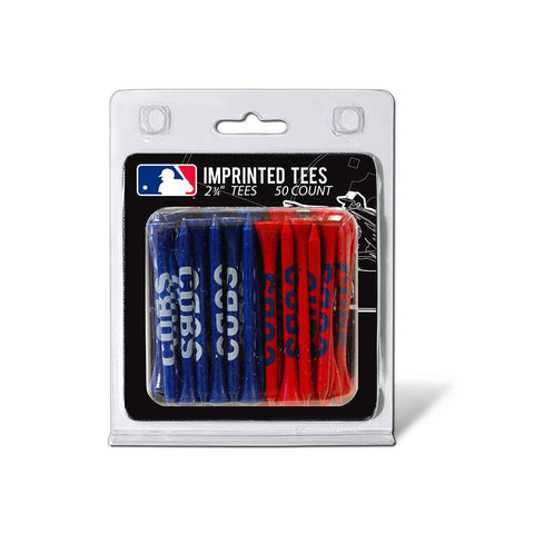 Chicago Cubs Mlb 50 Imprinted Tee Pack