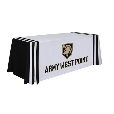 Army Black Knights Ncaa 6 Foot Table Throw