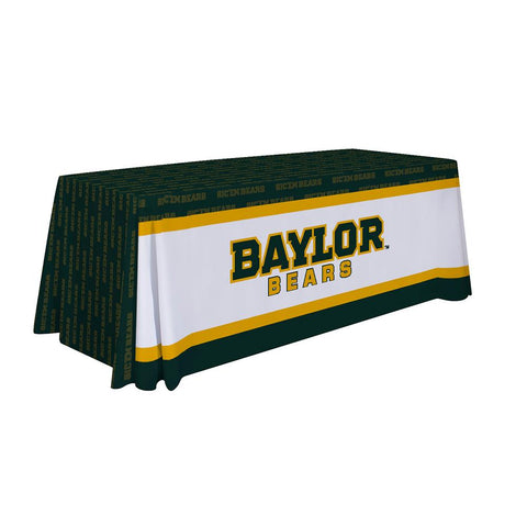 Baylor Bears Ncaa 6 Foot Table Throw