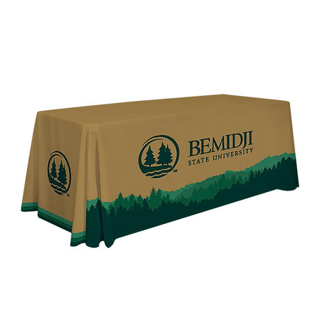 Bemidji State Beavers Ncaa 6 Foot Table Throw