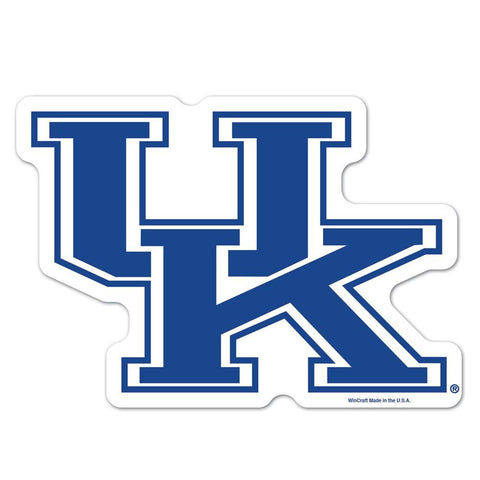 Kentucky Wildcats Ncaa Automotive Grille Logo On The Gogo