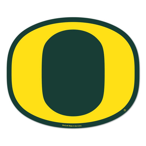 Oregon Ducks Ncaa Automotive Grille Logo On The Gogo
