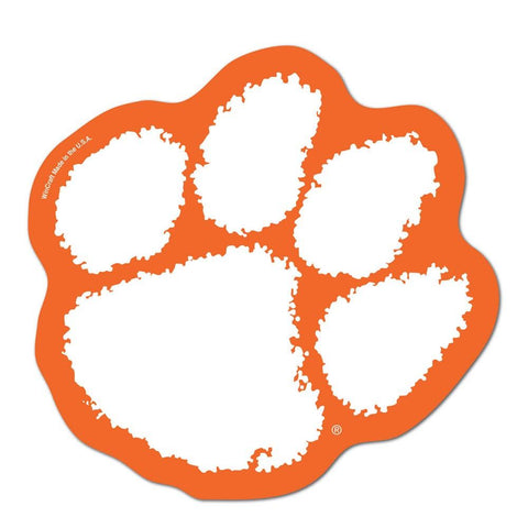 Clemson Tigers Ncaa Automotive Grille Logo On The Gogo