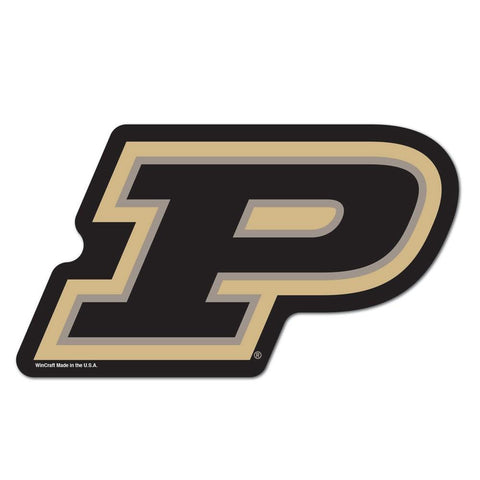 Purdue Boilermakers Ncaa Automotive Grille Logo On The Gogo
