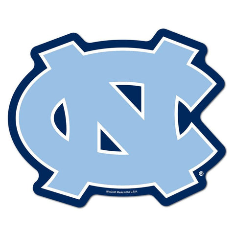 North Carolina Tar Heels Ncaa Automotive Grille Logo On The Gogo