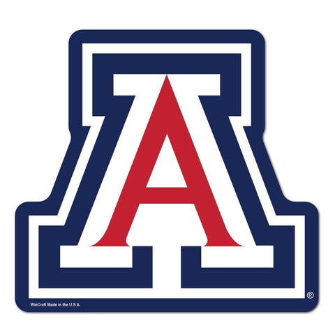 Arizona Wildcats Ncaa Automotive Grille Logo On The Gogo