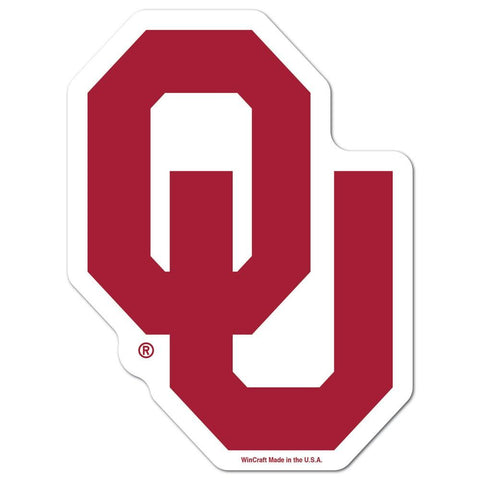 Oklahoma Sooners Ncaa Automotive Grille Logo On The Gogo