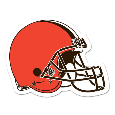 Cleveland Browns Nfl Automotive Grille Logo On The Gogo
