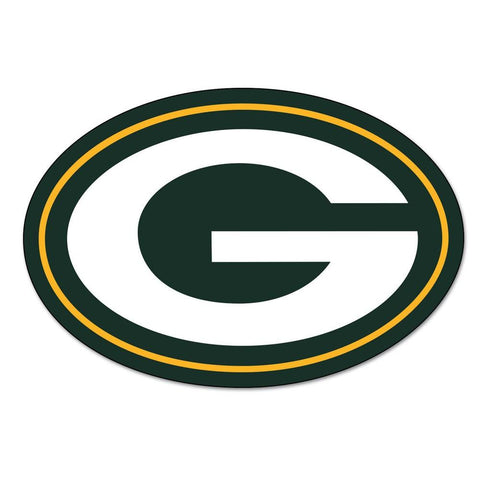 Green Bay Packers Nfl Automotive Grille Logo On The Gogo
