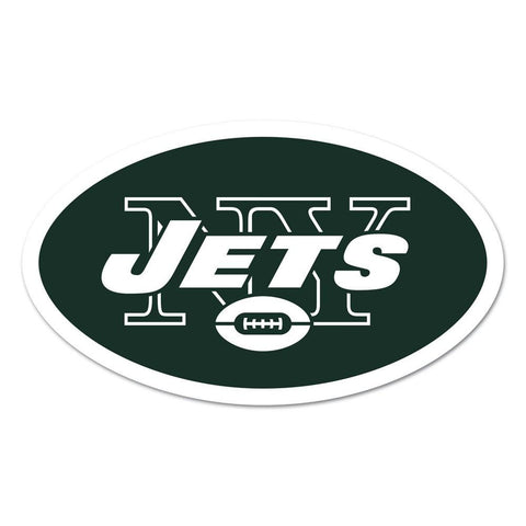 New York Jets Nfl Automotive Grille Logo On The Gogo
