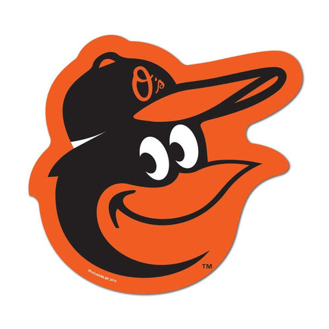 Baltimore Orioles Mlb Automotive Grille Logo On The Gogo