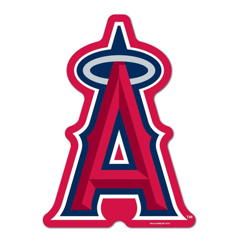 Los Angeles Angels Mlb Automotive Grille Logo On The Gogo