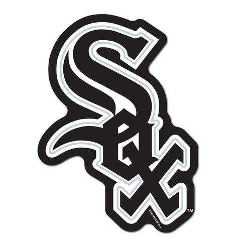 Chicago White Sox Mlb Automotive Grille Logo On The Gogo