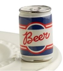 Nora Fleming - Mini - Beer Can (A199)