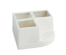 Nora Fleming - Corner Flatware Holder (U6B)