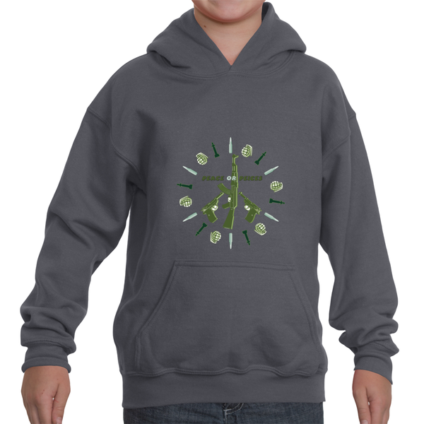 Peace or Pieces Hoodie