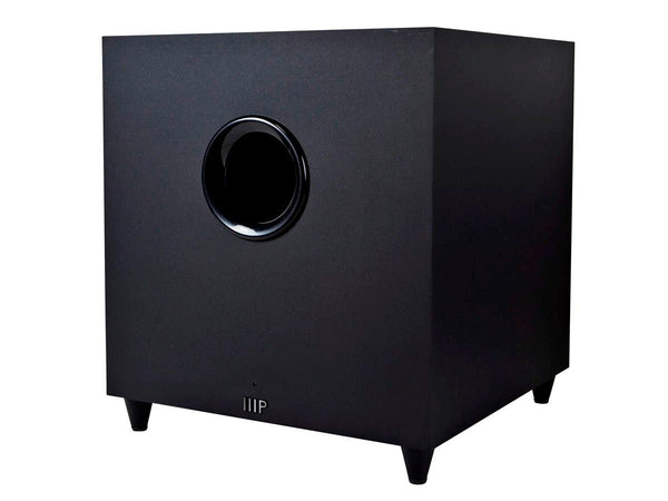 Monoprice Premium 5.1 Channel Home Theater System with Subwoofer(10565) - Jamsticks